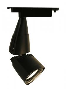 Трековый светильник Arte Lamp LYNX A3830PL-1BK