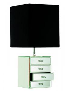 Настольная лампа Arte Lamp BLACK POOL A3841LT-1CC