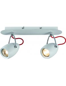 Спот Arte Lamp ATLANTIS A4005AP-2WH
