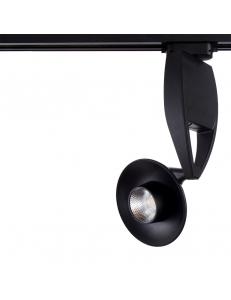 Трековый светильник Arte Lamp NOTA A4235PL-1BK