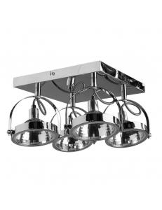 Спот Arte Lamp ALIENO A4506PL-4CC