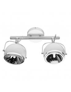 Спот Arte Lamp ORBITER A4509PL-2WH