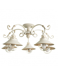 Люстра Arte Lamp GRAZIOSO A4577PL-5WG