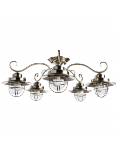 Люстра Arte Lamp LANTERNA A4579PL-5AB