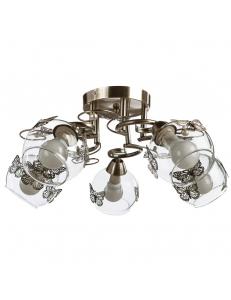 Люстра Arte Lamp ALESSANDRA A5004PL-5AB