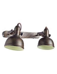 Спот Arte Lamp МАРТИН A5213AP-2BR