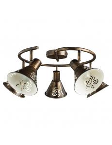 Спот Arte Lamp CONO A5218PL-5BR