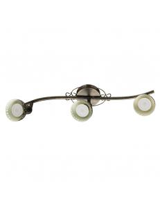 Спот Arte Lamp FOCUS A5219PL-3BR