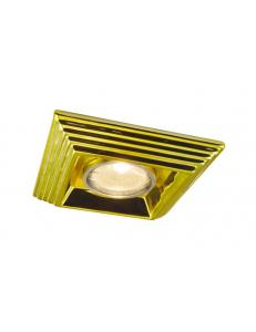 Встраиваемый cветильник Arte Lamp ALLORO A5249PL-1GO
