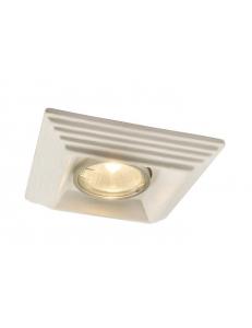 Встраиваемый cветильник Arte Lamp ALLORO A5249PL-1WH