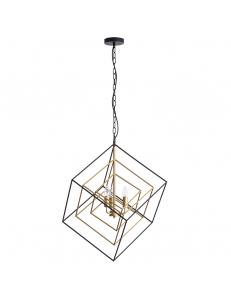 Светильник Arte Lamp AMBASADOR A5283SP-3BK