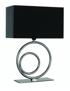Настольная лампа Arte Lamp BLACK POOL A5370LT-1BC