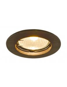 Встраиваемый cветильник Arte Lamp WOOD A5453PL-3BR