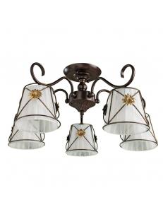 Люстра Arte Lamp FORTUNA A5495PL-5BR