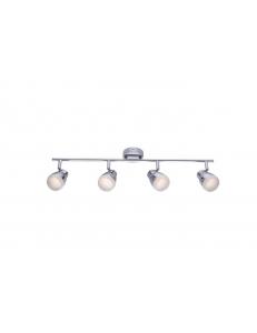 Спот Arte Lamp CUFFIA A5621PL-4CC