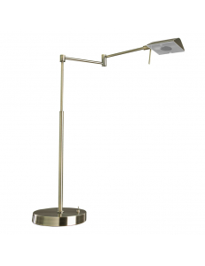 Настольная лампа Arte Lamp WIZARD A5665LT-1AB