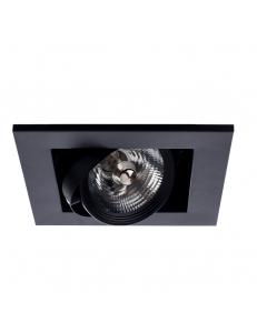 Встраиваемый cветильник Arte Lamp CARDANI MEDIO A5930PL-1BK