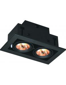 Встраиваемый cветильник Arte Lamp CARDANI MEDIO A5930PL-2BK