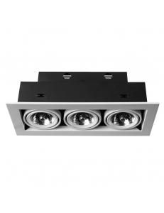 Встраиваемый cветильник Arte Lamp CARDANI MEDIO A5930PL-3WH