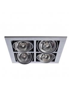 Встраиваемый cветильник Arte Lamp CARDANI MEDIO A5930PL-4SI