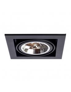 Встраиваемый cветильник Arte Lamp CARDANI GRANDE A5935PL-1BK