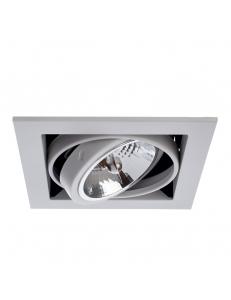 Встраиваемый cветильник Arte Lamp CARDANI GRANDE A5935PL-1WH