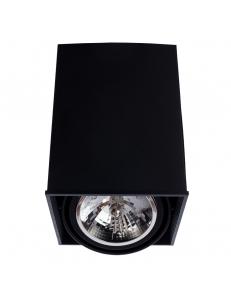 Встраиваемый cветильник Arte Lamp CARDANI GRANDE A5936PL-1BK