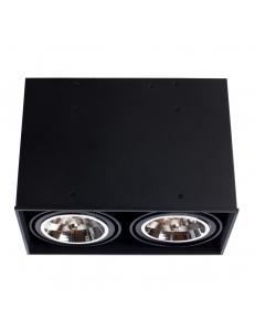 Встраиваемый cветильник Arte Lamp CARDANI GRANDE A5936PL-2BK