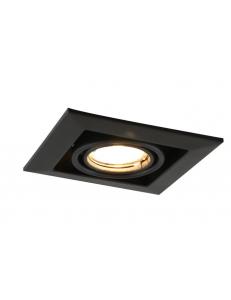 Встраиваемый cветильник Arte Lamp CARDANI PICCOLO A5941PL-1BK