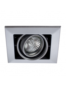 Встраиваемый cветильник Arte Lamp CARDANI PICCOLO A5941PL-1SI