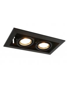 Встраиваемый cветильник Arte Lamp CARDANI PICCOLO A5941PL-2BK