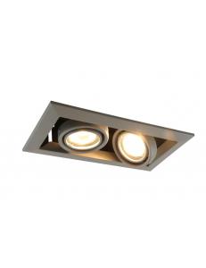 Встраиваемый cветильник Arte Lamp CARDANI PICCOLO A5941PL-2GY