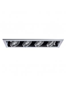 Встраиваемый cветильник Arte Lamp CARDANI PICCOLO A5941PL-4SI