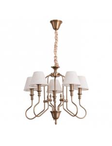 Люстра Arte Lamp AGIO A6086LM-5PB