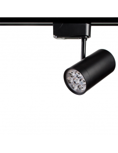 Трековый светильник Arte Lamp PRECISO A6107PL-1BK