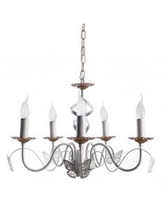 Люстра Arte Lamp ALI A6114LM-5WG
