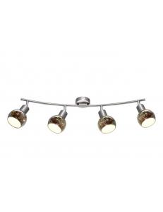 Спот Arte Lamp ILLUSIONE A6125PL-4SS