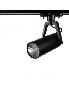 Трековый светильник Arte Lamp NOSTRO A6210PL-1BK