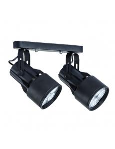 Спот Arte Lamp LYRA A6252PL-2BK