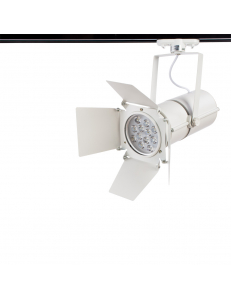 Трековый светильник Arte Lamp OBIETTIVO A6312PL-1WH