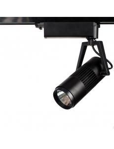 Трековый светильник Arte Lamp LINEA A6520PL-1BK