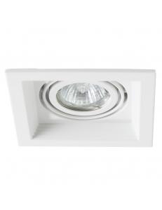 Встраиваемый cветильник Arte Lamp CANIS A6661PL-1WH