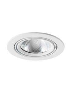 Встраиваемый cветильник Arte Lamp APUS A6664PL-1WH
