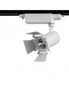 Трековый светильник Arte Lamp FALENA A6709PL-1WH