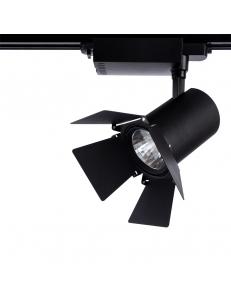 Трековый светильник Arte Lamp FALENA A6730PL-1BK