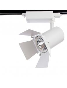 Трековый светильник Arte Lamp FALENA A6730PL-1WH