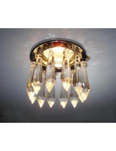 Встраиваемый cветильник Arte Lamp BRILLIANTS A7001PL-1CC