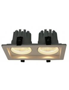 Встраиваемый cветильник Arte Lamp PRIVATO A7007PL-2WH