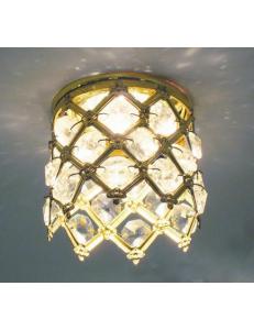 Встраиваемый cветильник Arte Lamp BRILLIANTS A7050PL-1GO