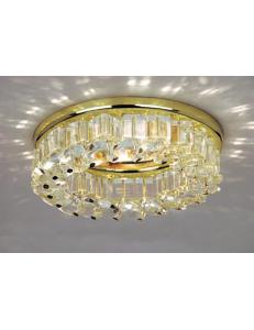 Встраиваемый cветильник Arte Lamp BRILLIANTS A7082PL-1GO